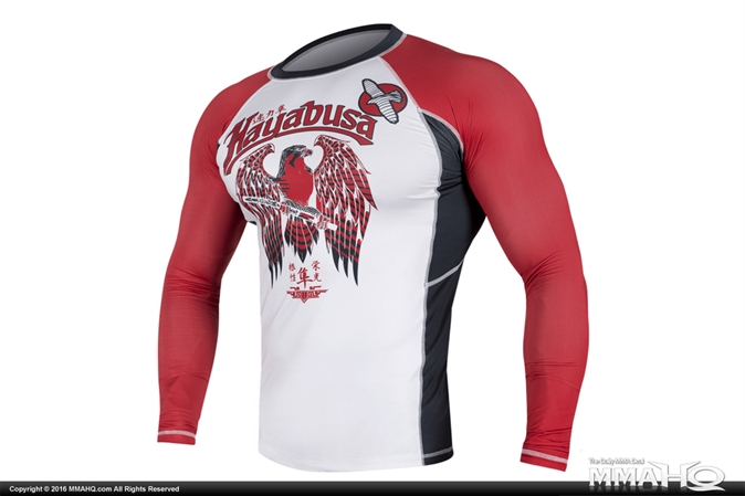 Hayabusa Showdown Long Sleeve Rashguard